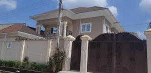 3 bedroom Blocks of Flats House for sale In an estate in egbeda shasha area. Egbeda Alimosho Lagos