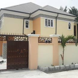 5 bedroom Semi Detached Duplex House for rent Off Peter Odili Road  Trans Amadi Port Harcourt Rivers