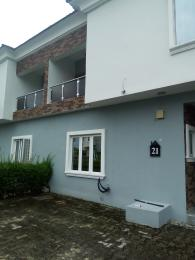 4 bedroom Semi Detached Duplex House for rent Behind the New Shoprite in Sangotedo in Ajah axis Lekki.  Sangotedo Ajah Lagos