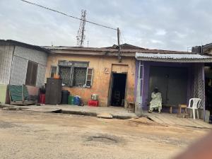 Detached Bungalow House for sale Off Pedro Road  Shomolu Shomolu Lagos