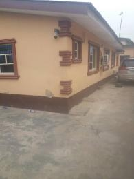 Detached Bungalow House for sale Off Goloba Street near ansarudeen college Isolo Lagos Kogberegbe street Isolo Lagos