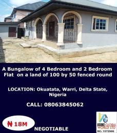 House for sale Okuatata Warri Delta state Nigeria Okpe Delta
