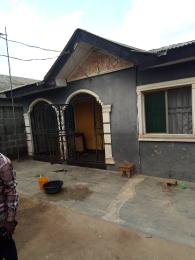 4 bedroom Detached Bungalow House for sale Amikanle kola ipaja road under agbado oke odo lcda Alimosho phase 2 Alimosho Lagos