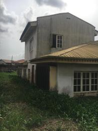 Detached Bungalow House for sale Close to deeper life  Ifako-gbagada Gbagada Lagos