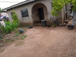 Detached Bungalow House for sale Alaja Olayemi Road  Ayobo Ipaja Lagos
