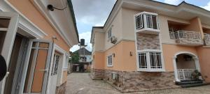 4 bedroom Semi Detached Duplex House for rent By cedercrest hospital,near brains and hammers Estate behind ShopRite Apo Abuja