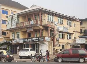 Office Space for sale Mokola Facing Main Road Adamasingba Ibadan Oyo