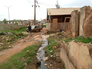Commercial Land Land for sale General Gas Main Road Akobo Ibadan Oyo