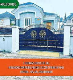 5 bedroom Terraced Duplex House for sale New GRA Port Harcourt Rivers