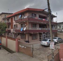 Blocks of Flats House for sale Ayanboye Street  Anthony Village Maryland Lagos