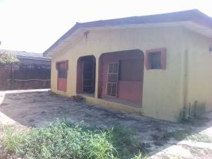 Detached Bungalow House for sale Off Alaja Road  Ayobo Ipaja Lagos