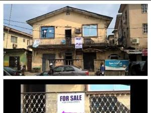 Commercial Land Land for sale Ambimbola street off Western ave, Barrack busstop, cose to First bank, Western Avenue Surulere Lagos