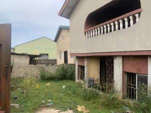 4 bedroom Detached Duplex House for sale Alaba street Car wash Bus stop, OWORO Oworonshoki Gbagada Lagos
