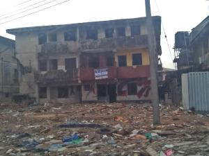 House for sale St. Finbarrs Road Bariga Shomolu Lagos