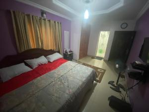 4 bedroom Detached Duplex House for rent Abdullah Akinlapa Street, Akinlapa Estate Lbadan Ido Oyo