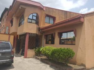 Detached Duplex for sale Ajao Estate Bye pass Ilupeju Ilupeju Lagos