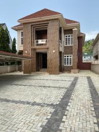 6 bedroom Detached Duplex for rent Katampe Extention Katampe Ext Abuja
