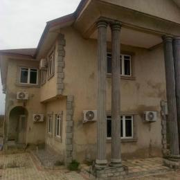Detached Duplex for sale Olusetan Estate, Elebu Area Ibadan. Akala Express Ibadan Oyo