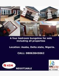 House for sale Asaba Delta state Nigeria Asaba Delta