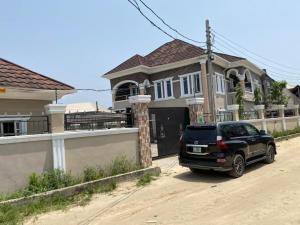 House for sale  Opposite Crown Estate Sangotedo Lagos