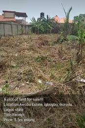 Mixed   Use Land Land for sale Awobo Estate, Igbogbo Ikorodu Lagos