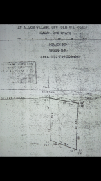 Mixed   Use Land Land for sale Alakia old ife road ibadan Alakia Ibadan Oyo