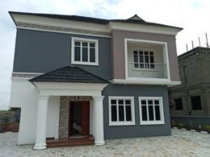 4 bedroom Detached Duplex House for sale Amen Estate 2,  Eleko beach road Eleko Ibeju-Lekki Lagos
