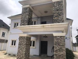 4 bedroom Detached Duplex House for sale  supercell Estate, after Apo after mechanic village Apo Abuja