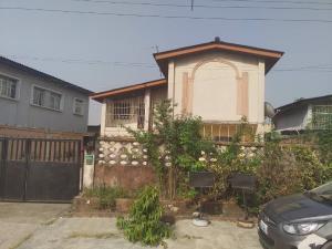 4 bedroom Detached Duplex House for sale Adeniran Ogunsanya Surulere Lagos