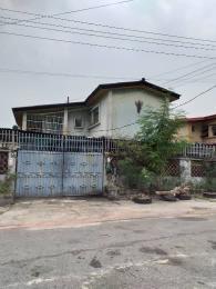 Detached Duplex House for sale Jalupon Crescent off Gbajumo Street Adeniran Ogunsanya Surulere Lagos