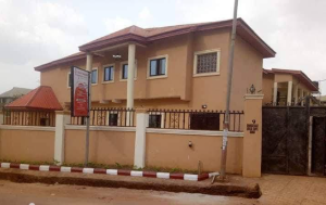 Office Space Commercial Property for sale - Enugu Enugu