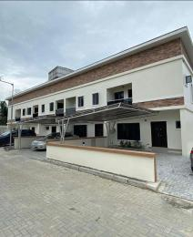 3 bedroom Terraced Duplex House for rent orchid hotel road chevron Lekki Lagos