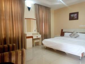 1 bedroom mini flat  Flat / Apartment for shortlet Julius Nyere Street Asokoro Abuja