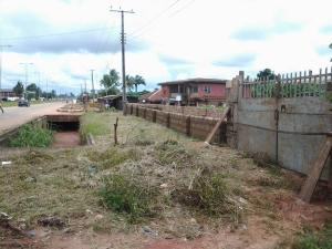 Commercial Land Land for sale Along Siluko road, Egor Egor Edo
