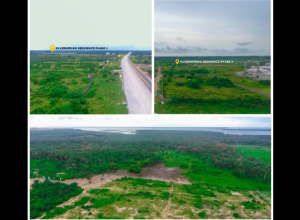 Residential Land Land for sale SilverSpring Residence Ibeju Lekki, Lagos Ibeju-Lekki Lagos