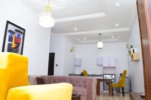 1 bedroom Mini flat for shortlet Brownstone Estate At Kusenla Road Ikate Ikate Lekki Lagos