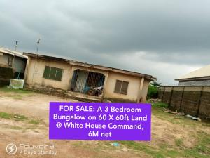 3 bedroom Terraced Bungalow House for sale White House command  Ipaja road Ipaja Lagos