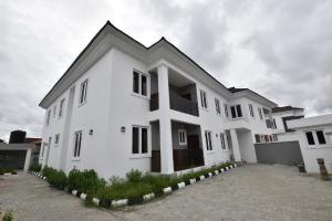 4 bedroom Semi Detached Duplex for rent Eden garden Estate Ajah Lagos