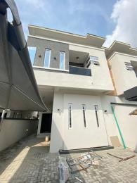 4 bedroom Semi Detached Duplex House for sale Ologolo by Jakande, Lekki. Ologolo Lekki Lagos