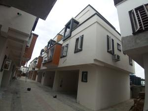 4 bedroom Terraced Duplex House for sale Westend Estate, Before Vgc Ikota Lekki Lagos