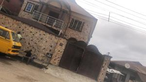 2 bedroom Blocks of Flats House for rent BALOGUN STREET Shomolu Shomolu Lagos