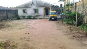 Detached Bungalow House for sale Alaja Ayobo Ipaja Lagos