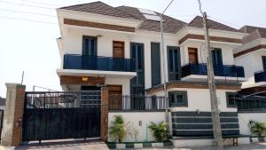 4 bedroom Semi Detached Duplex House for sale In a gated Estate chevron Lekki Lagos