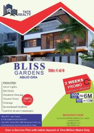 Serviced Residential Land Land for sale Abijo GRA LBS Ibeju-Lekki Lagos