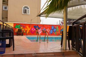 3 bedroom Detached Duplex House for shortlet Esther Adeleke Street. Lekki Phase 1 Lekki Lagos