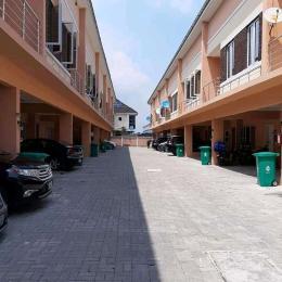 4 bedroom Terraced Duplex for rent Victoria Crest Estate chevron Lekki Lagos