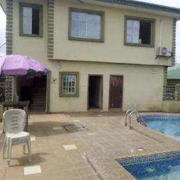10 bedroom Hotel/Guest House Commercial Property for sale Hallelujah Area ,beside Deeper Life Camp Ground ,oke Fia Osogbo Osun