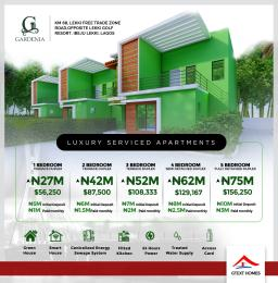 2 bedroom Terraced Duplex for sale Jasper Gardenia Estate Ibeju-Lekki Lagos