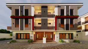 4 bedroom Terraced Duplex House for sale residential zone Banana Island Ikoyi Lagos