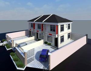 2 bedroom Terraced Duplex House for sale Lambasa Ajah Lagos